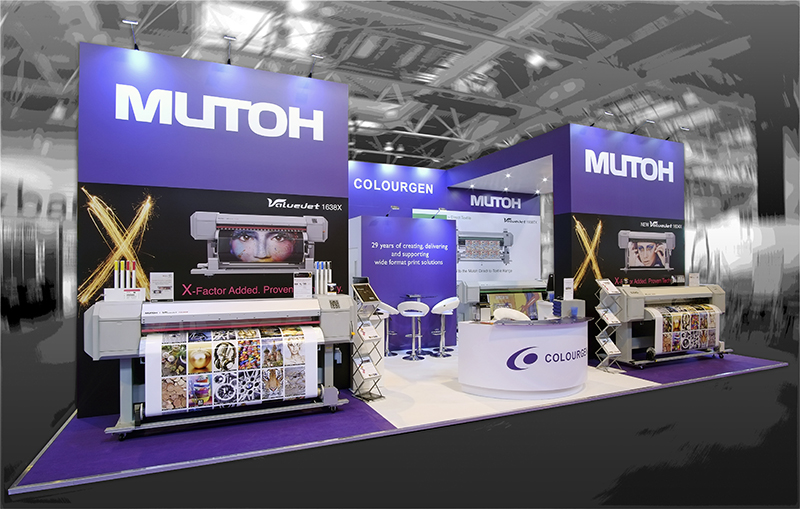 Shell Clad Exhibition Stand : Qdos exhibitions exhibitions displays