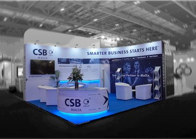 CSB BOOTH